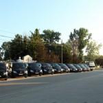 Gépjármű park